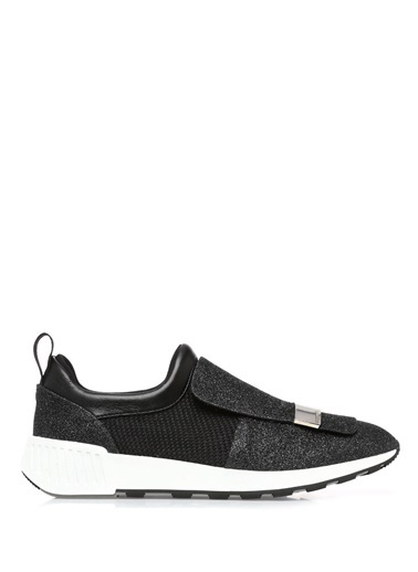 Sergio Rossi Lifestyle Ayakkabı Siyah